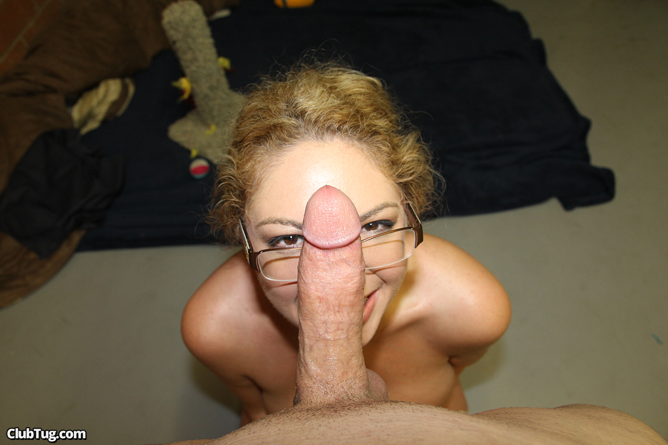the most fluent blonde pussy seen film