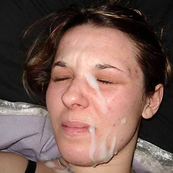 Real amateur cumshots from Cum On Wives