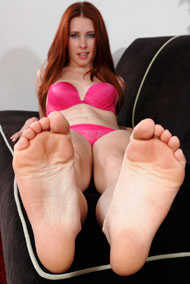 Babe Has Her Feet Worshipped While Taking Pounding from Foot Fetish Daily