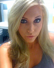 Samantha Saint  Self Shot from Girlfriends Who Cheat