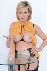 Boots and stockings mature wife from Lady Sonia