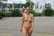 Hot Maria nude on the road from NIP Activity