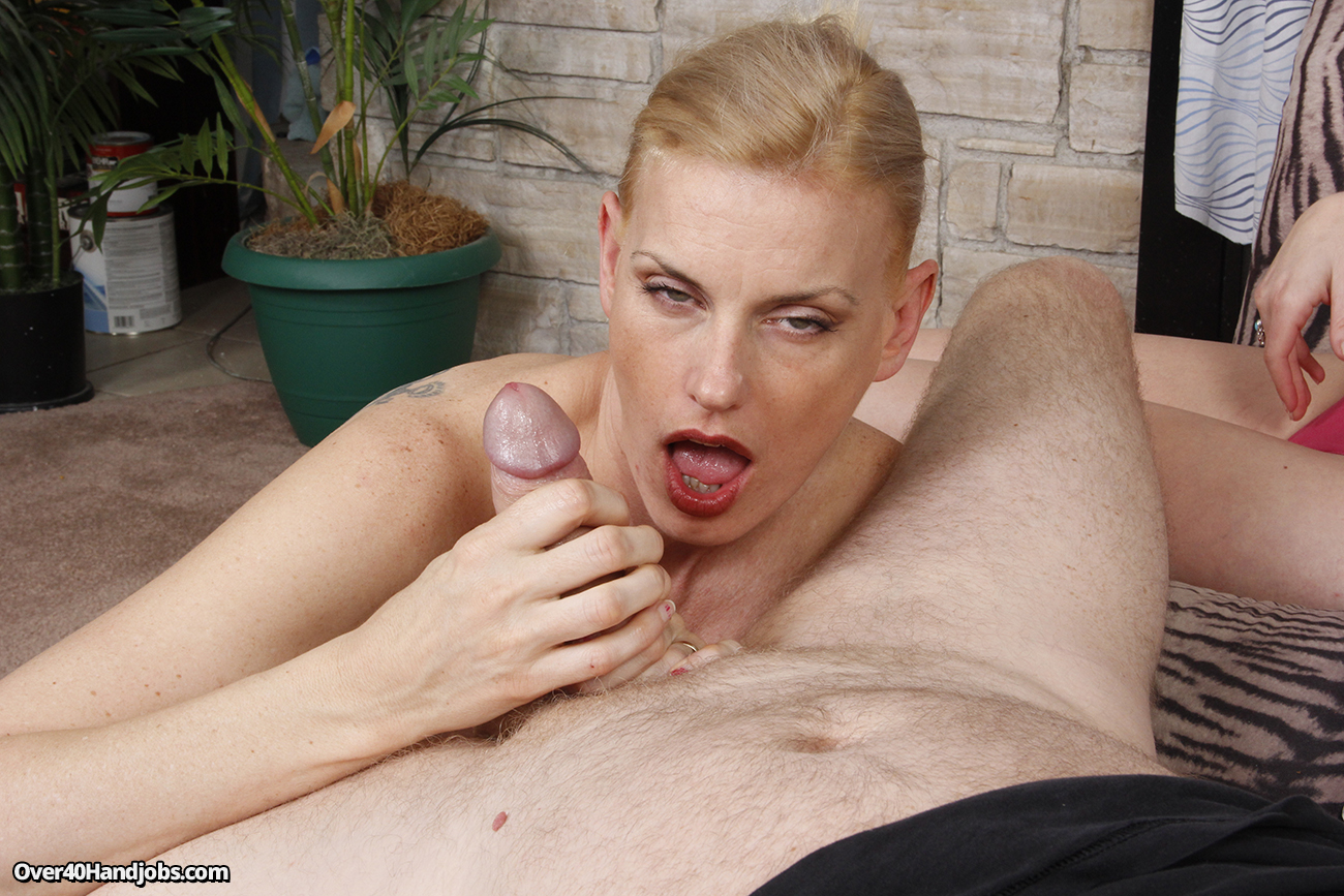 Over 40 amateur anal women