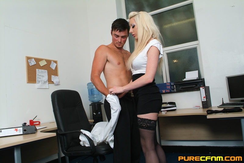 Office Cfnm Handjob Pichunter